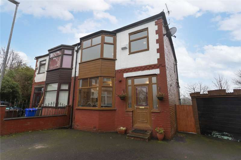3 Bedrooms Semi Detached House for sale in Claxton Avenue, Blackley, Manchester, M9