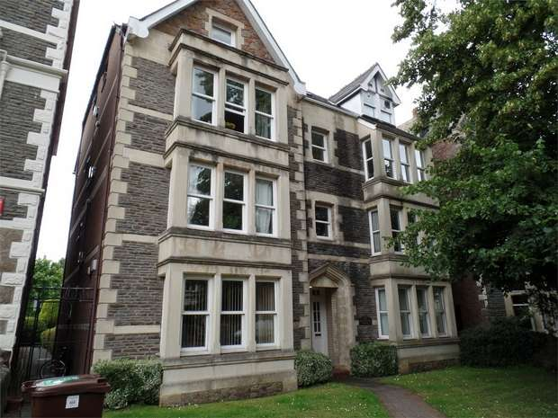 1 Bedroom Flat for rent in 45 Cathedral Road, Pontcanna, Cardiff