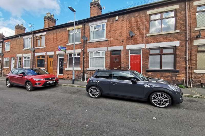 2 Bedrooms Property for rent in Capewell Street, Longton, Stoke-On-Trent, ST3