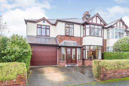 5 Bedrooms Semi Detached House for sale in Royal Avenue, Fulwood, Preston, Lancashire, PR2