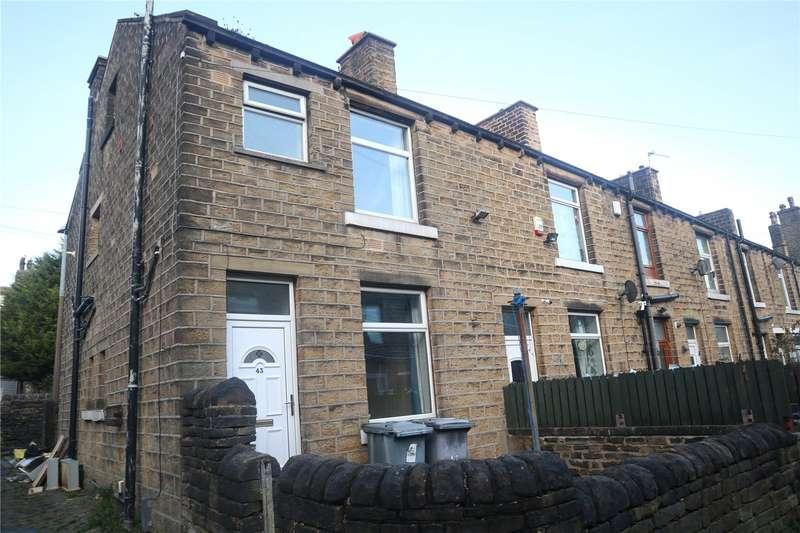 1 Bedroom End Of Terrace House for rent in Baker Street, Oakes, Huddersfield, HD3