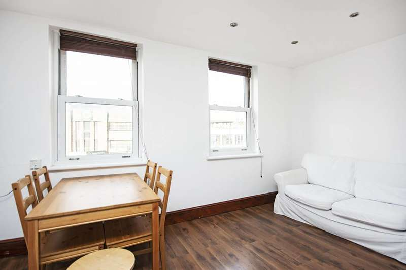 1 Bedroom Flat for rent in Kingsland Road, Haggerston, E8