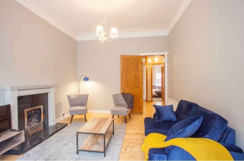 2 Bedrooms Apartment Flat for rent in Lawrence Street, Glasgow
