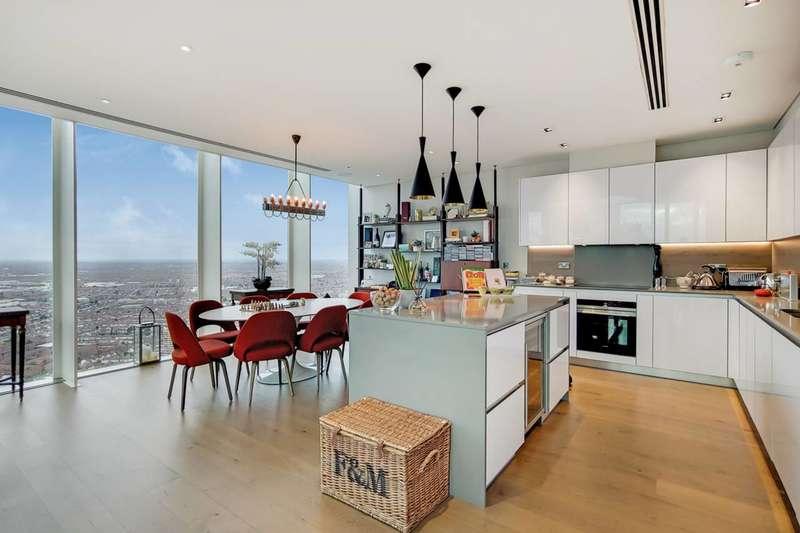3 Bedrooms Penthouse Flat for sale in Saffron Central Square, Croydon, CR0