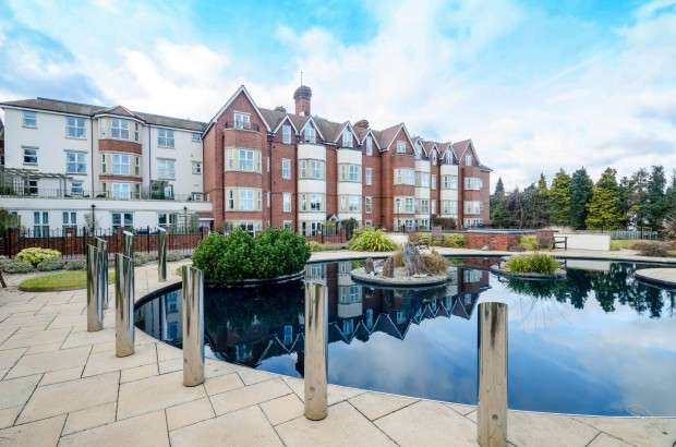 3 Bedrooms Apartment Flat for rent in Royal Court Apartments, 66 Lichfield Road, Sutton Coldfield, B74