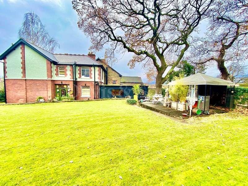 3 Bedrooms Detached House for sale in 7 Brynhyfryd, Croesyceiliog, Torfaen. NP44 2ET