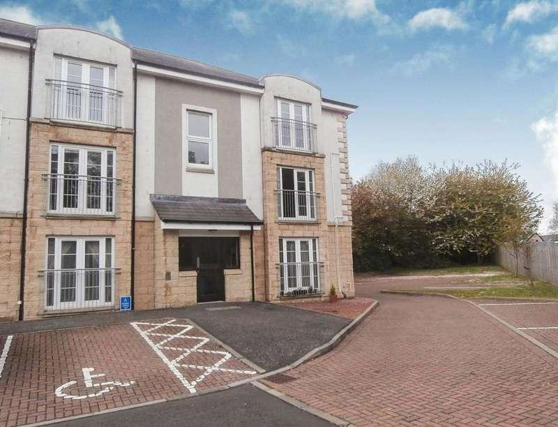 1 Bedroom Flat for rent in Prestonfield Gardens, Linlithgow, EH49