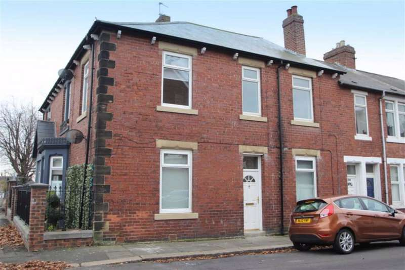 3 Bedrooms Terraced House for rent in Durham Street, Wallsend