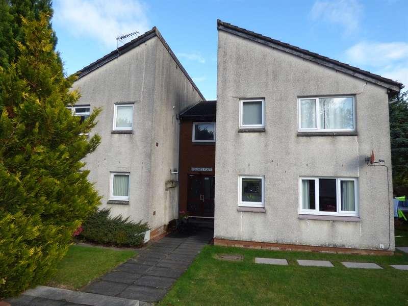 1 Bedroom Flat for rent in 6 Regent Flats, Oakfield Drive, Dumfries, DG1 4PD