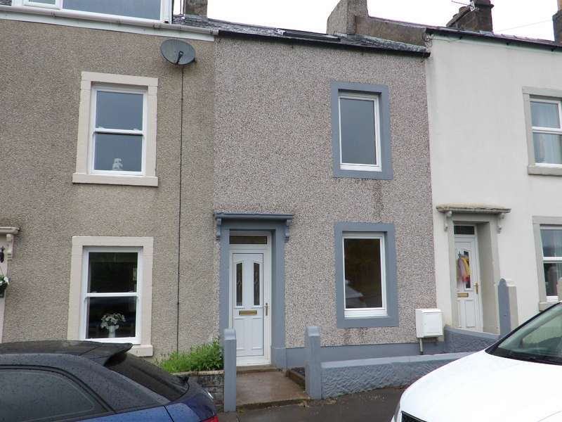 3 Bedrooms Terraced House for sale in Trumpet Terrace, Cleator, Cleator, CA23 3DY