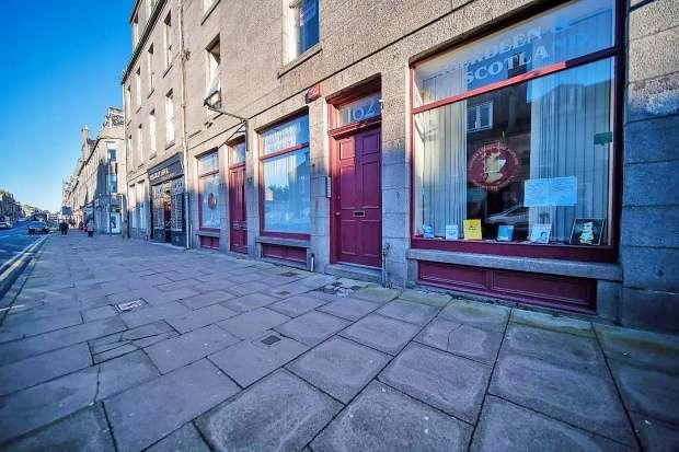 1 Bedroom Flat for sale in King Street, Aberdeen, Aberdeenshire, AB24 5BD