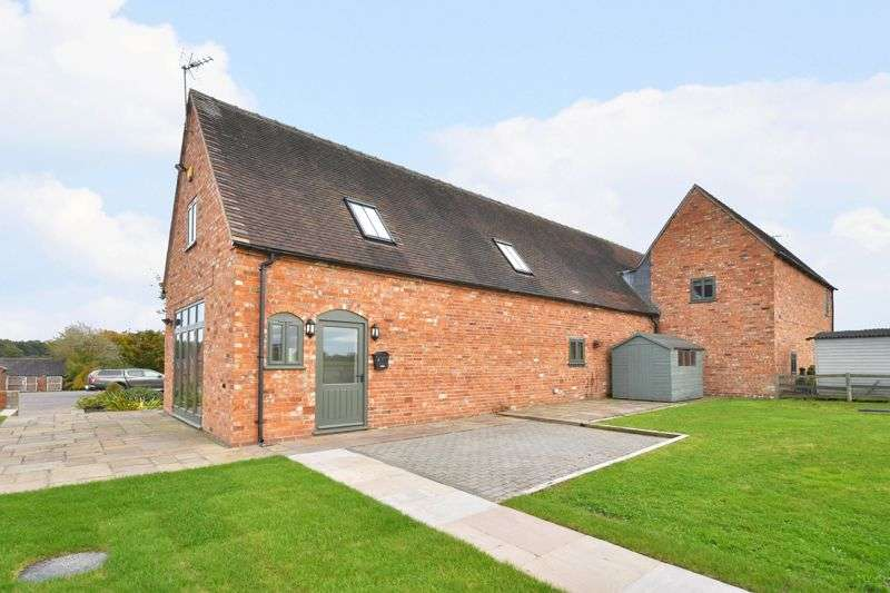 4 Bedrooms Property for rent in 4 Norbury Manor Barns, Manor Drive, Norbury Junction, Staffordshire. ST21 0PN
