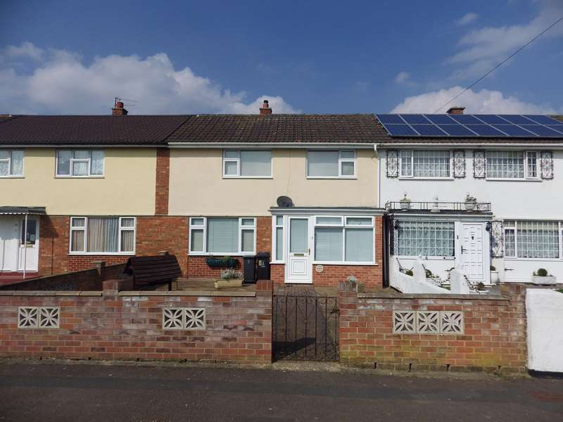 3 Bedrooms Terraced House for rent in Kirby Close, Swindon, Wiltshire