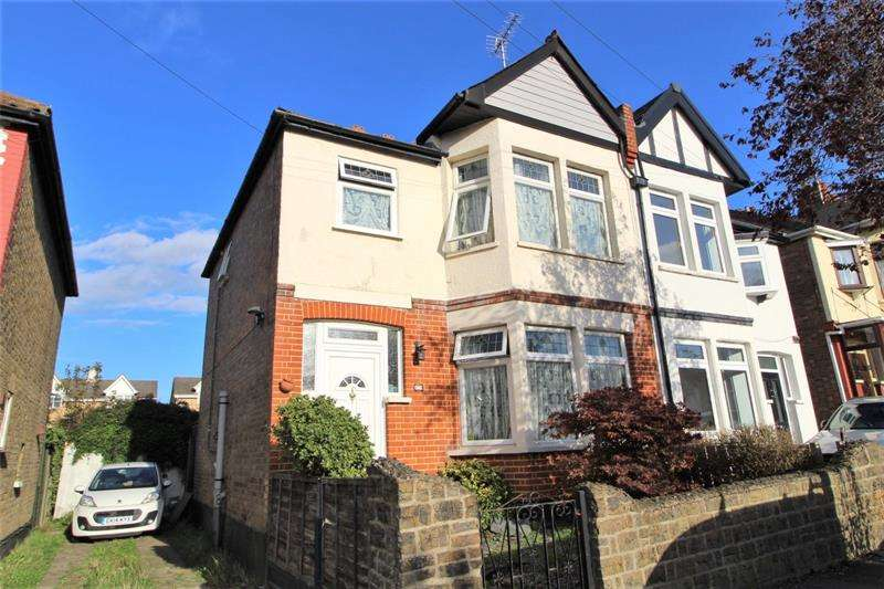 3 Bedrooms Semi Detached House for sale in St. Benets Road, Southend-on-Sea, SS2