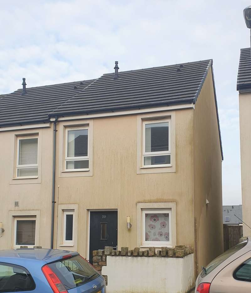 2 Bedrooms House for rent in Nicholas Holman Road, Camborne, Cornwall