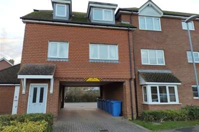 2 Bedrooms Flat for rent in Barley House, Great Easthall