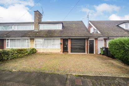 3 Bedrooms Bungalow for sale in St. Michaels Avenue, Houghton Regis, Dunstable