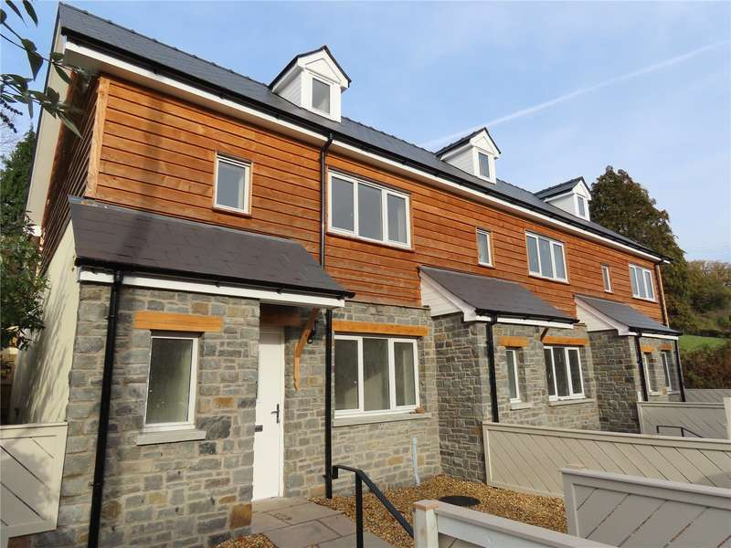 3 Bedrooms Semi Detached House for sale in Clyro, Hereford, Powys, HR3 5RZ
