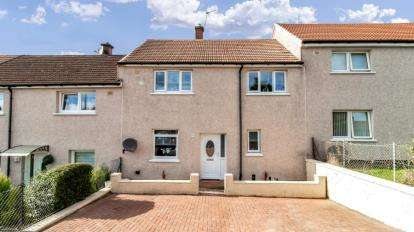 4 Bedrooms Terraced House for sale in Kylerhea Road, Thornliebank, Glasgow, Lanarkshire