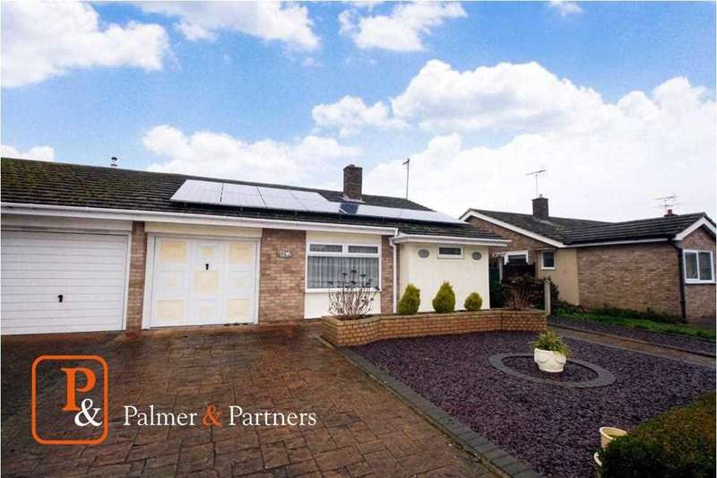 2 Bedrooms Bungalow for sale in Peace Road, Stanway, Colchester