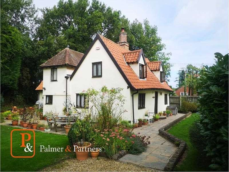 3 Bedrooms Detached House for sale in East Pole, Langham Lane, Langham, Colchester, CO4
