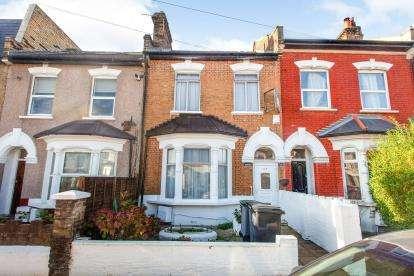 3 Bedrooms Terraced House for sale in Harringay Road, Tottenham, Haringey, London