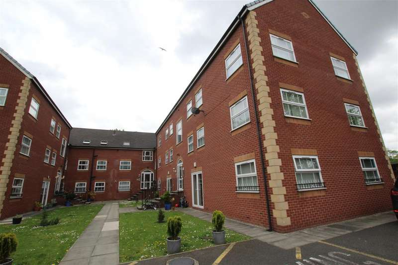 2 Bedrooms Apartment Flat for rent in Brookfield House, Huyton L36 9BB