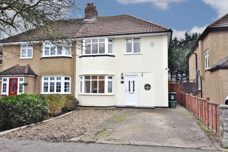 3 Bedrooms Semi Detached House for sale in Devon Road, Watford