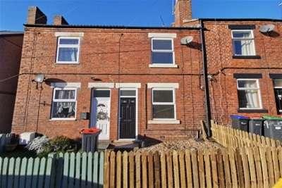3 Bedrooms Terraced House for rent in Mayfield Street, Kirkby In Ashfield.