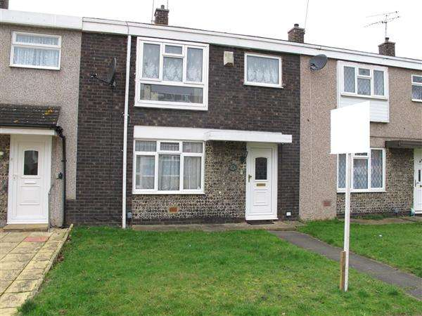3 Bedrooms Terraced House for rent in Braybrooke, Basildon