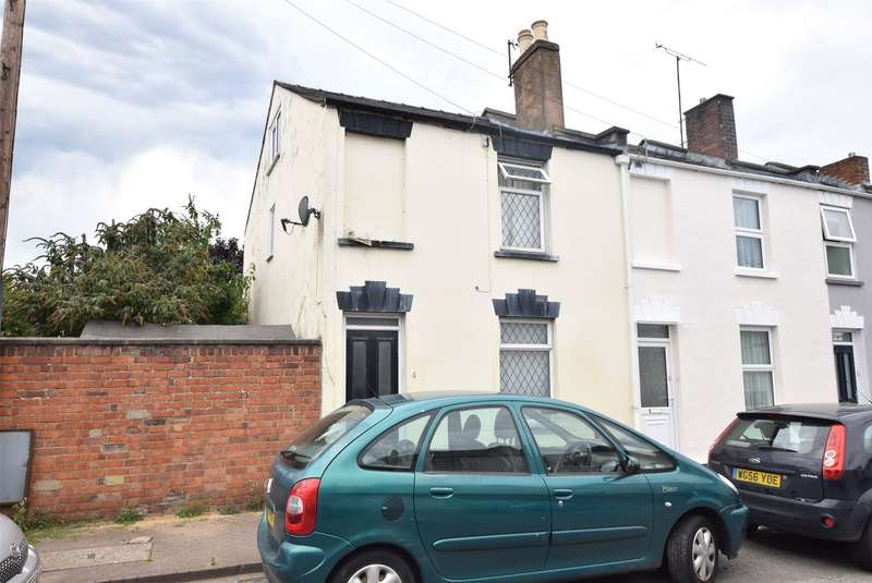 2 Bedrooms End Of Terrace House for sale in Russell Street, Cheltenham, Gloucestershire, GL51