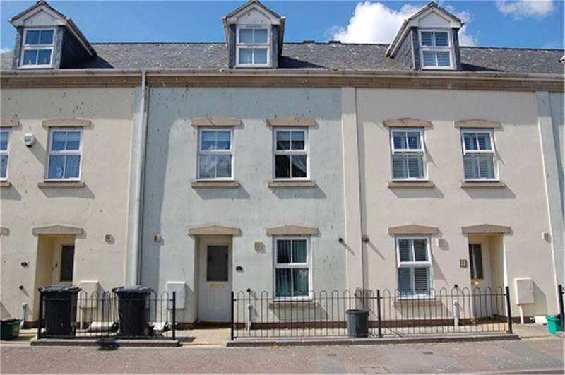 1 Bedroom Terraced House for rent in Parliament Street, GLOUCESTER, GL1