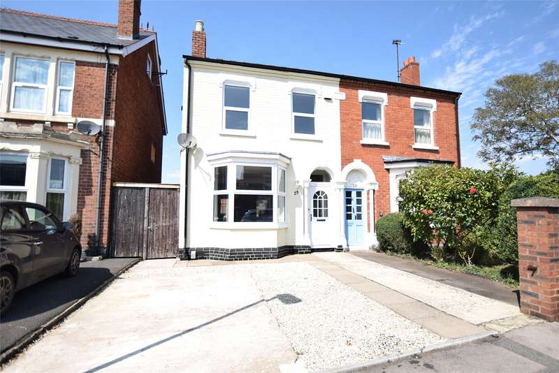 3 Bedrooms Semi Detached House for sale in Lansdown Road, Gloucester, Gloucestershire, GL1