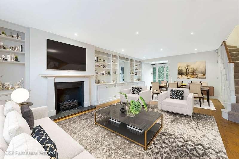 4 Bedrooms Terraced House for sale in Poyntz Road, London, SW11
