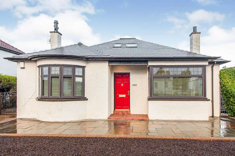 4 Bedrooms Detached Bungalow for sale in Arbroath Road, Dundee, Angus, DD4