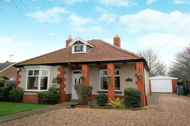 3 Bedrooms Detached Bungalow for sale in Sea Lane, Saltfleet, Louth, LN11