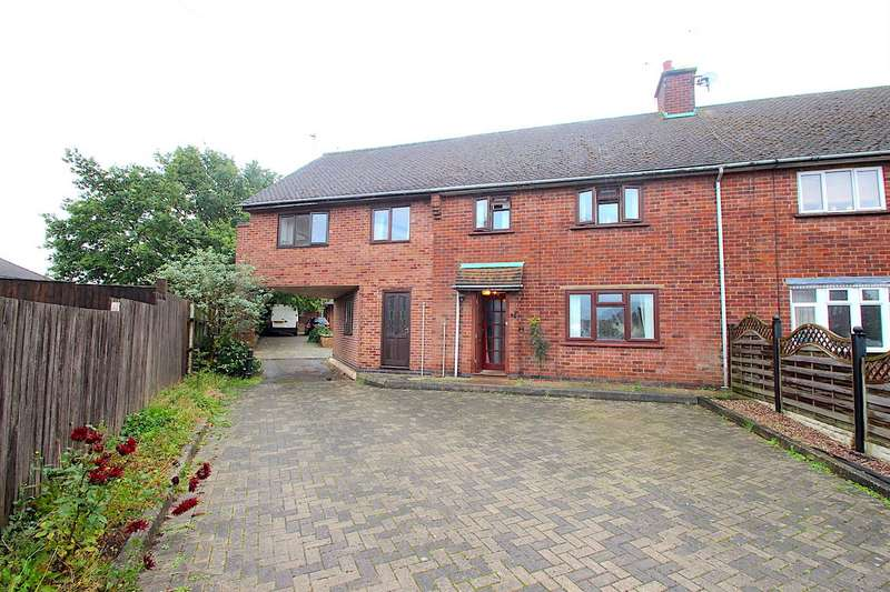 5 Bedrooms Town House for sale in Central Avenue, Syston