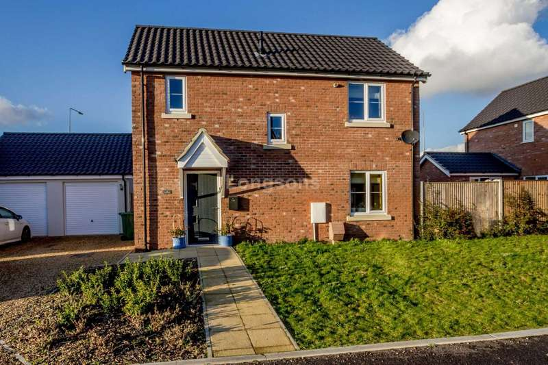 3 Bedrooms Detached House for sale in Treasure Grove, Necton