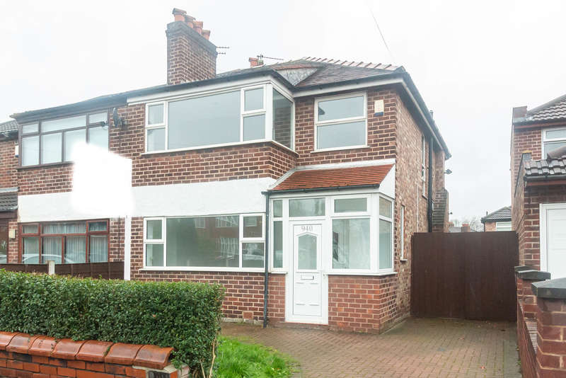 3 Bedrooms Semi Detached House for rent in Burnage Lane, East Didsbury