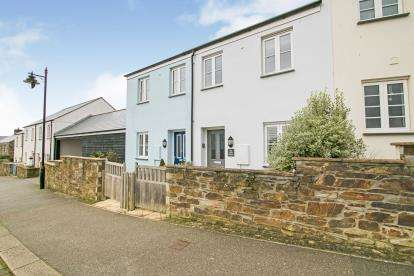 2 Bedrooms Terraced House for sale in Grampound, Truro, Cornwall