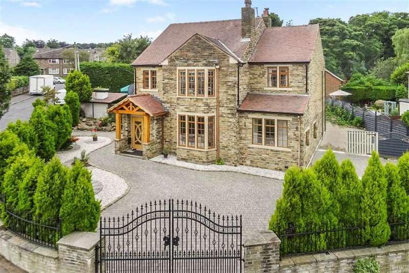 5 Bedrooms Detached House for sale in Broadgate, Almondbury, Huddersfield