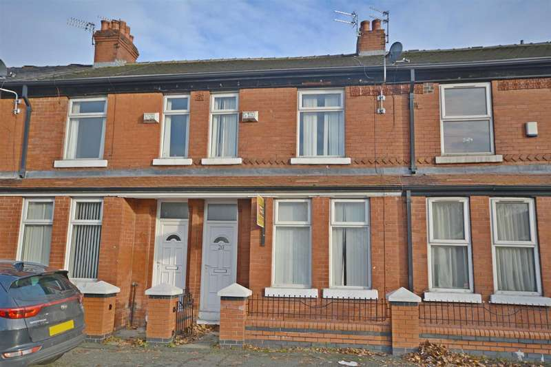 3 Bedrooms Terraced House for rent in Bank St, Clayton, Manchester