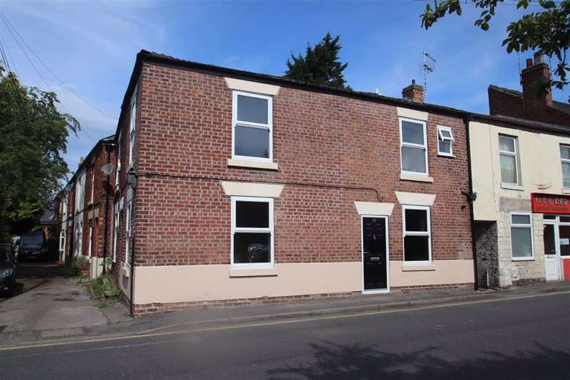 2 Bedrooms Mews House for rent in Hawthorn Street, WILMSLOW