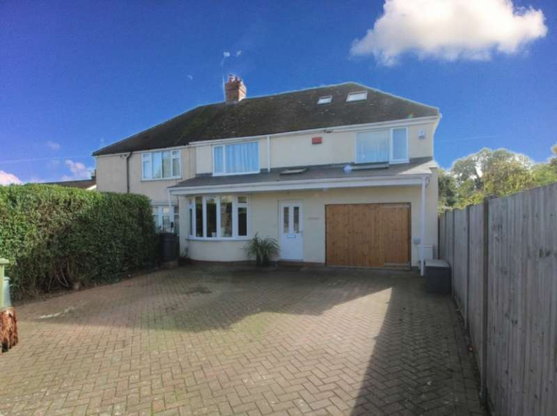 5 Bedrooms Semi Detached House for sale in Wolverton Road Newport Pagnell
