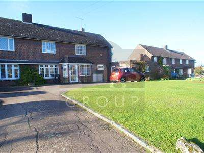 4 Bedrooms Semi Detached House for sale in The Cobbins, Waltham Abbey