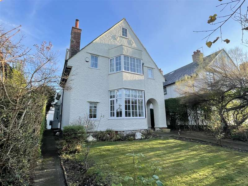 5 Bedrooms Detached House for sale in Queens Road, Lytham St Annes