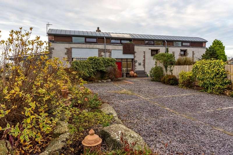 4 Bedrooms Detached House for sale in Llanddaniel, Gaerwen, LL60