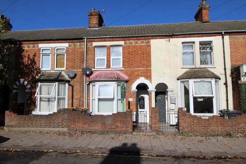 3 Bedrooms House for sale in Iddesleigh Road, Bedford, Bedfordshire, MK40