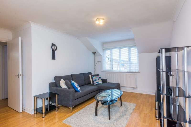 2 Bedrooms Flat for sale in Southey Road, Wimbledon, SW19