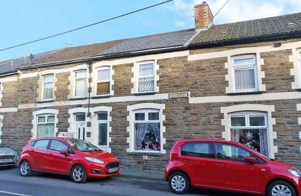 3 Bedrooms Terraced House for sale in Gilfach Street, Bargoed, Glamorgan, CF81 8LR